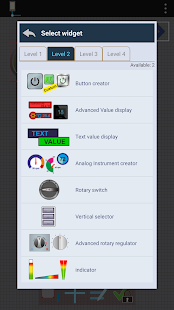 App Virtuino Modbus APK for Windows Phone
