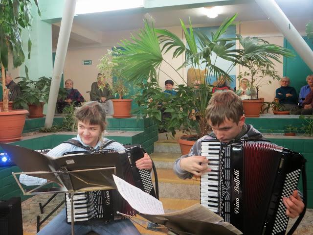 Ahtme Vanurite Hooldekodus juba traditsiooniline Jõulukontsert - IMG_1183.JPG