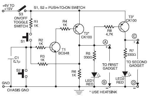 1000 circuit
