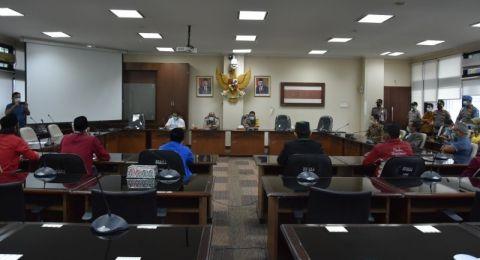 Tampung Aspirasi Soal UU Cipta Kerja, DPRD Sumbar Surati Presiden Jokowi