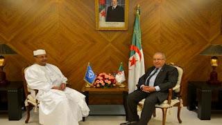 Lamamra-Annadif: le terrorisme, l'extrémisme et le dossier malien au centre des discussions