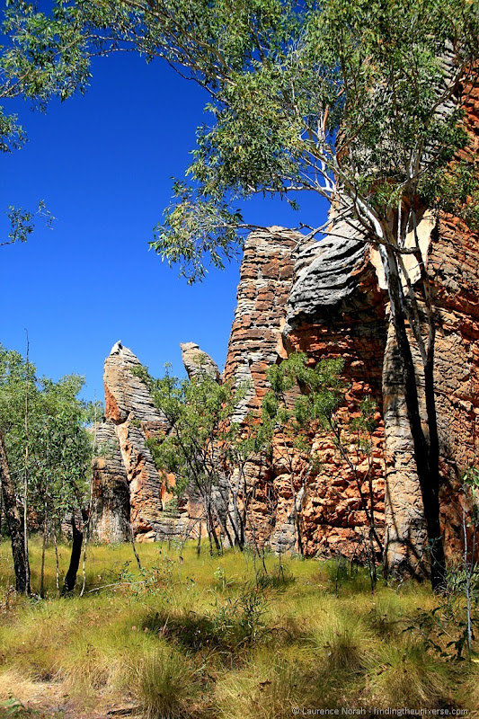 Western Lost City Limmen National Park Australia
