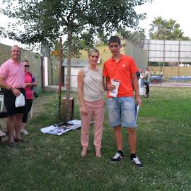Clausura escuelas Club de Tenis Montijo