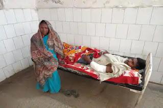SAHARSA NEWS:युवती को घर से जबरन उठा ले गए बदमाश, विरोध करने पर भाई को मारी गोली
