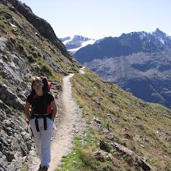 Alpi: Fluchtkogel(3500m)