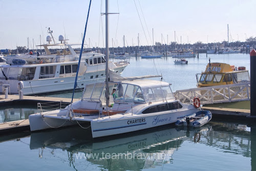 Sail Capricornia - Grace II