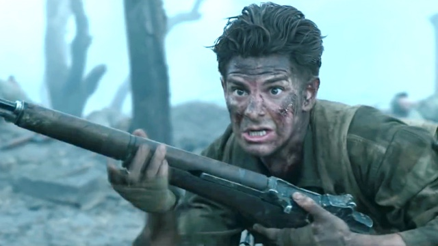 Merc With A Movie Blog Movie Review Hacksaw Ridge Review 2