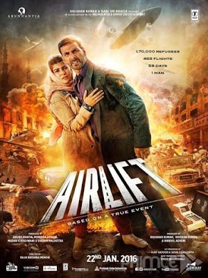 Phim Cuộc Di Tản Lịch Sử - Airlift (2016)
