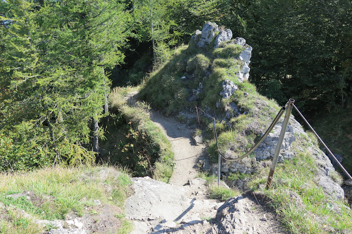 Gipfelgrat am Kranzhorn