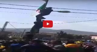 VIDEO. Un militant du MAK risque jusqu'à 10 ans de prison