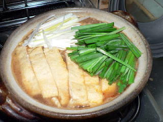 豚肉ニラもやし鍋