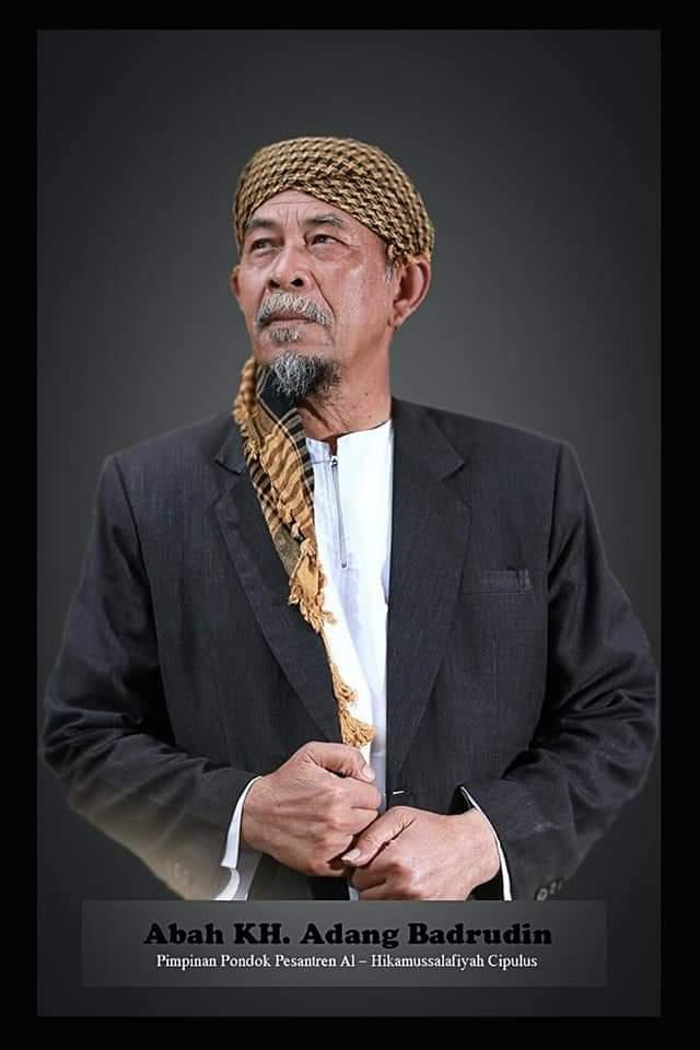 Biografi KH Adang Badruddin Cipulus: Abah Kecil yang Yatim, Kecerdasan Abah yang luar biasa
