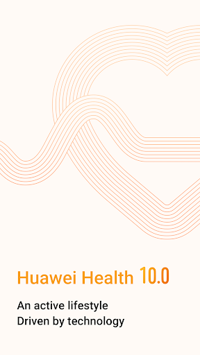 Huawei Health screenshot 1