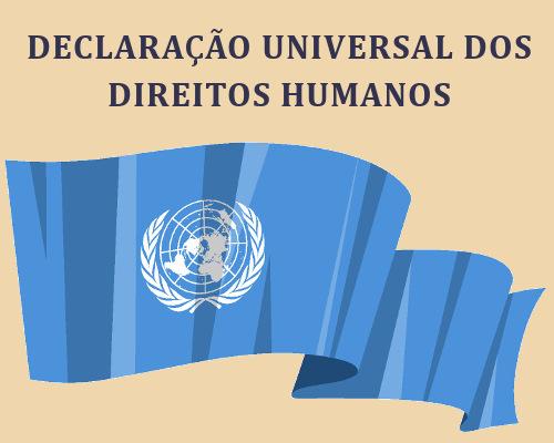 72 anos de Declaração Universal dos Direitos Humanos da ONU