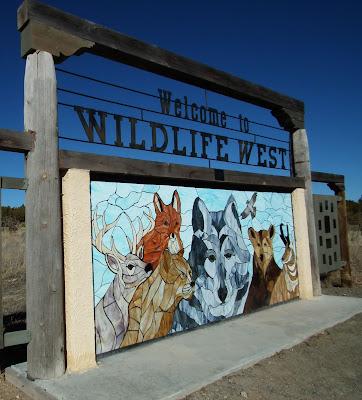 Wildlife West Nature Park Albuquerque