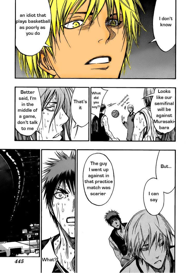 Kuroko no Basket Manga Chapter 162 - Image 17