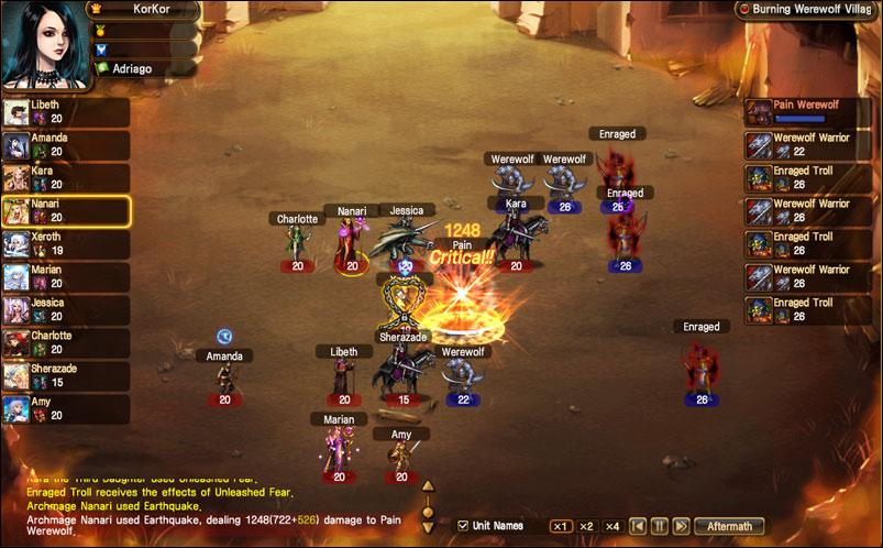 Soi cận cảnh game Heroes of the Realm - Ảnh 4