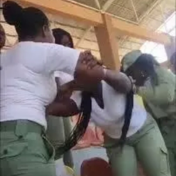 Fight Breaks At Nasarawa NYSC Camp Over Argument