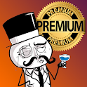 Figurinhas premium para WhatsApp - Sem Anúncios icon
