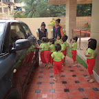Introduction to Private Transport (Car)-Nursery 2014-15 at Witty World