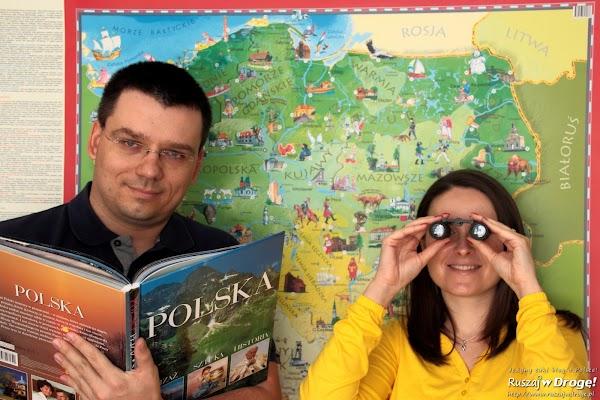 Kasia i Maciej Marczewscy - Fundatorzy Fundacji Ruszaj w Drogę!
