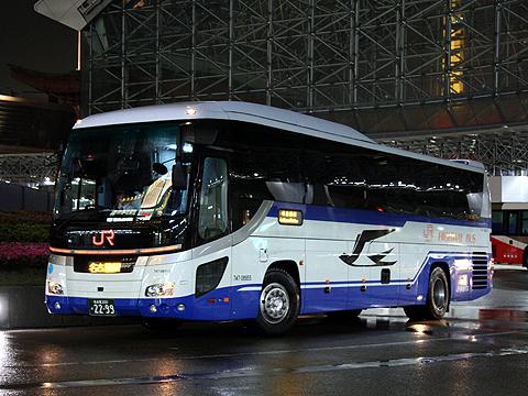 JR東海バス「北陸ドリーム名古屋号」 744-08955