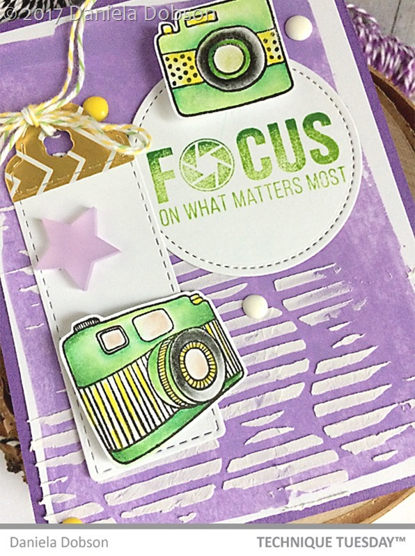Focus close by Daniela Dobson