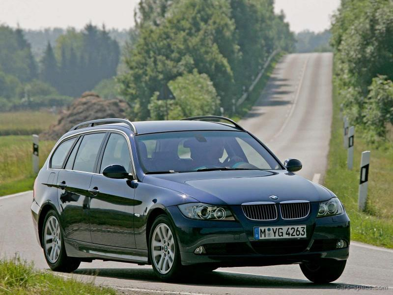 2007 bmw 3 series wagon specifications pictures prices. Black Bedroom Furniture Sets. Home Design Ideas