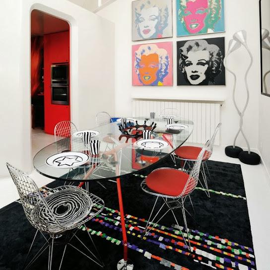 Style Pop Art Pour Un Int Rieur Design Decodesign D Coration