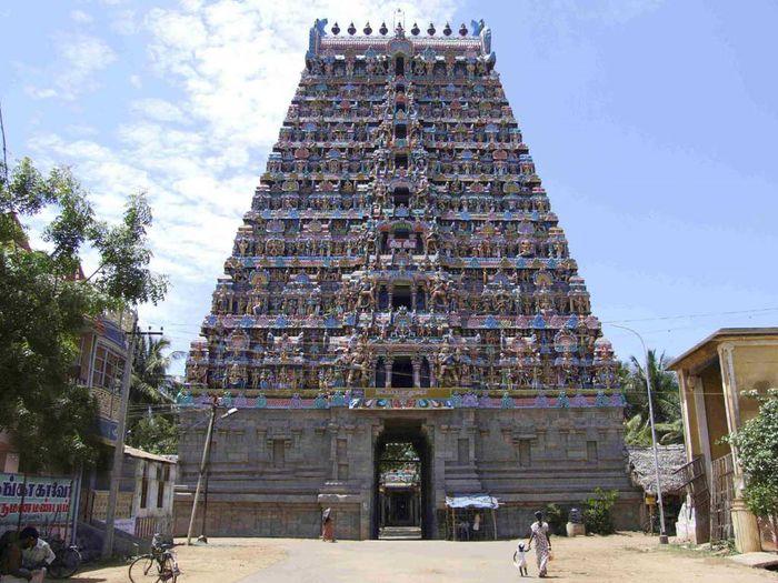Sri Mayuranathar Temple, Mayiladuthurai - 275 Shiva Temples