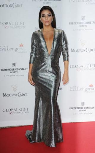 Eva Longoria Body Size
