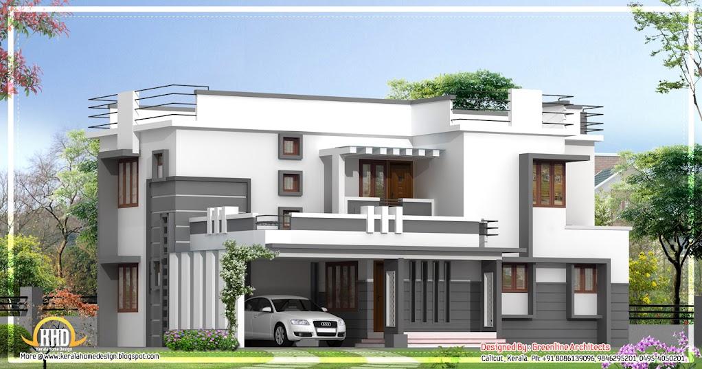 Beautiful 1650 sqfeet modern home design Enter your blog name