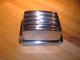 "Regulator cover, polished aluminum, can be used to cover other things like fues and relays. 3""x4"" inside. 30.00"