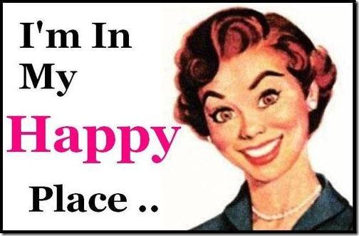 happy place-sarcasm