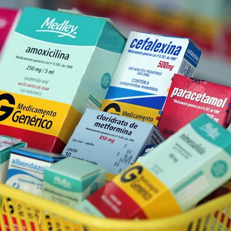 Anvisa divulga nota sobre segurança dos medicamentos genéricos no País