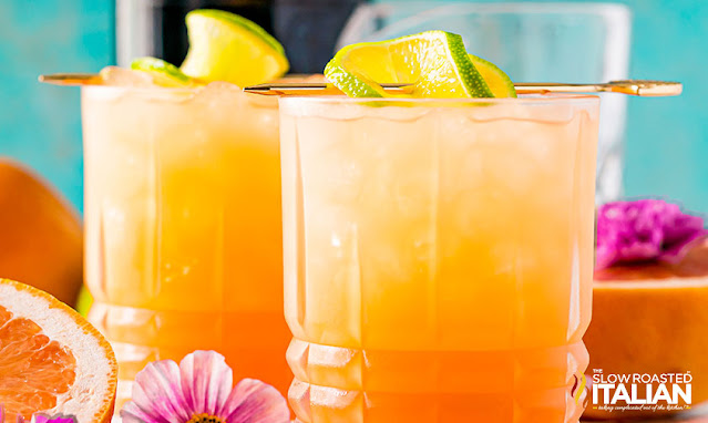 gin cocktail recipe 2 glasses