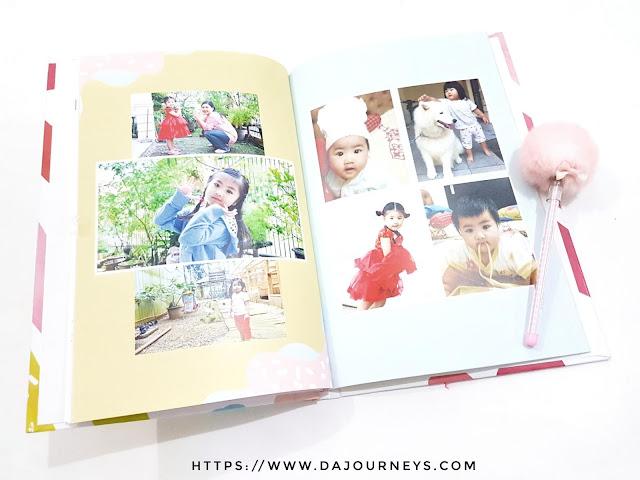 Menyimpan kenangan dengan ID Photobook lewat Album Photobook