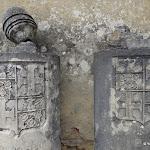 Cimetière : Tombeau de la famille Pétau de Maulette