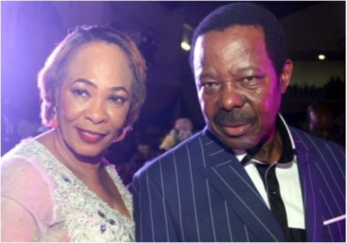 King Sunny Ade's Wife Dead
