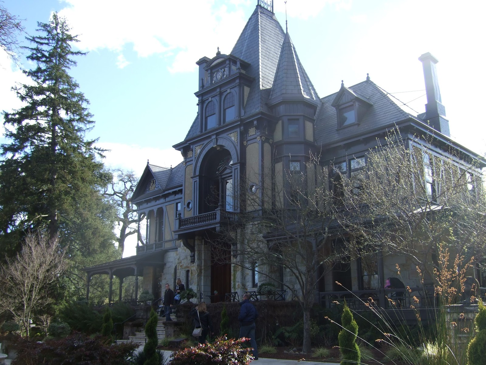 Opiniones de arquitectura victoriana - Arquitectura victoriana ...