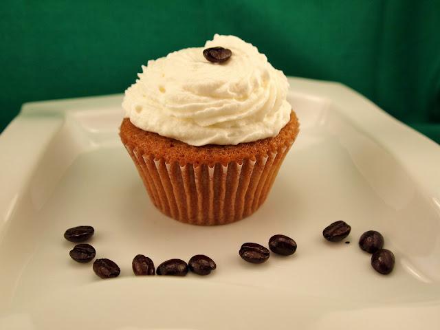 The Alchemist: Irish Coffee Cupcakes