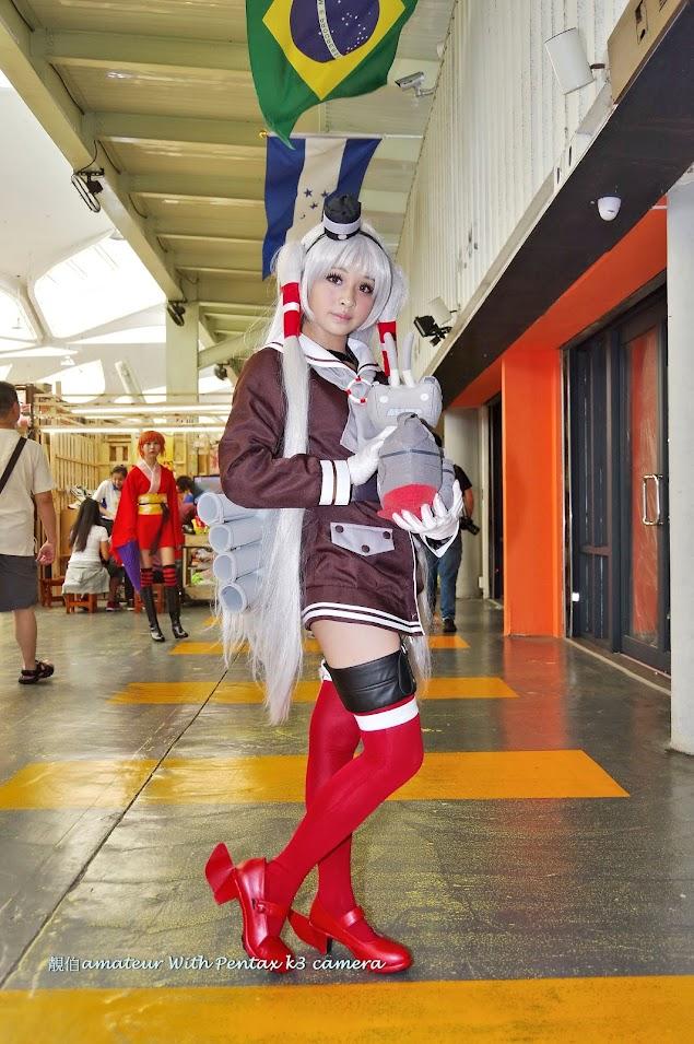 第二季個人所參與的cosplay寫真活動