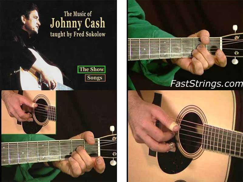 Fred Sokolow - The Music of Johnny Cash