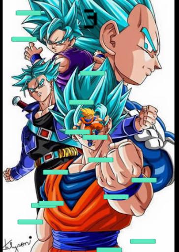 Dragon Super Ball Blue Jump ( Arcade Warrior ) 1.5 screenshots 1