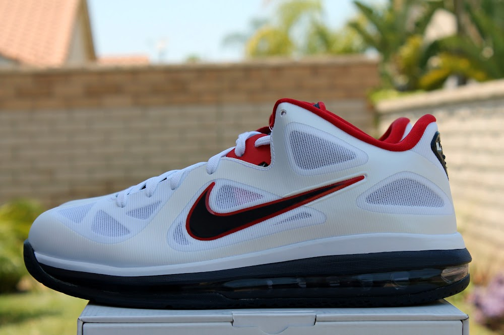 new style d93be e3034 ... Release Reminder Nike LeBron 9 Low 8220USA Basketball8221 ...