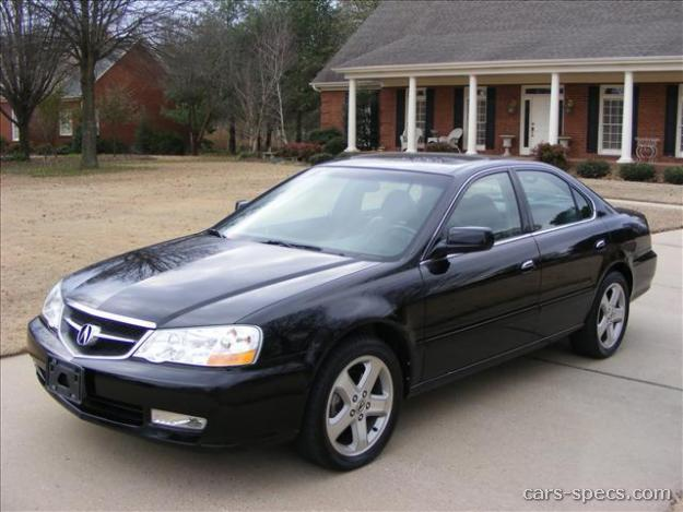 2003 Acura TL 3.2 Type-S Specifications, Pictures, Prices