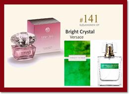 Парфюм FM 141 - VERSACE - Bright Crystal