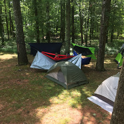 2018 June 16 New Gilwell Camping