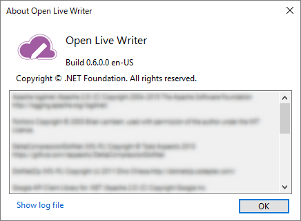 openlivewriter0.6.0.0