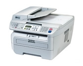get free Brother MFC-7345N printer's driver